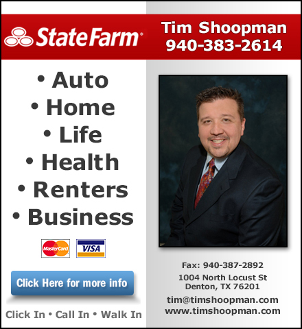 Tim Shoopman - State Farm Insurance Agent Website Image