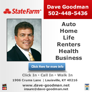 Dave Goodman - State Farm Insurance Agent Website Image