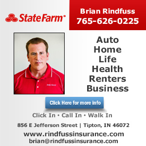 Brian Rindfuss - State Farm Insurance Agent Website Image