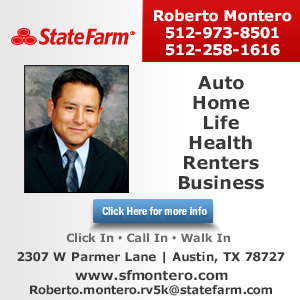 Roberto Montero - State Farm Insurance Agent Website Image