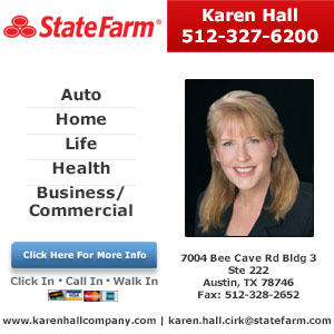 Karen Hall - State Farm Insurance Agent Website Image