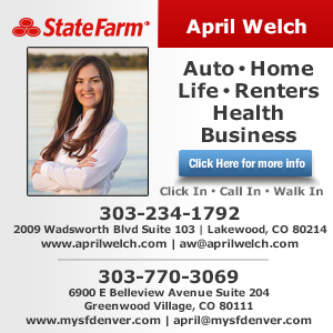 April Welch - State Farm Insurance Agent Website Image
