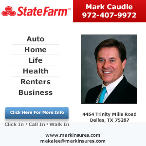 Mark Caudle - State Farm Insurance Agent Website Image