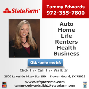 Tammy Edwards - State Farm Insurance Agent Website Image