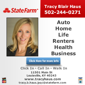 Tracy Blair Haus - State Farm Insurance Agency Website Image